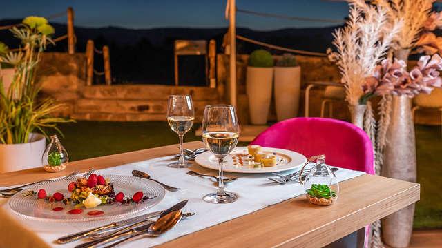 Escapada con cena y spa rodeado de la Sierra de Gredos