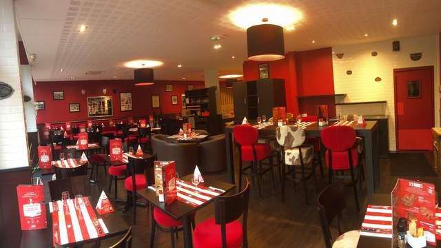Escapade avec dîner à Metz