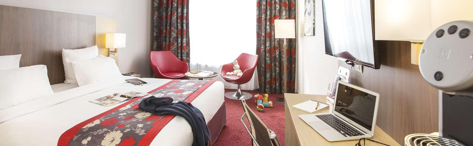 Hôtel au cœur du centre-ville, découvrez Bordeaux et la Gironde