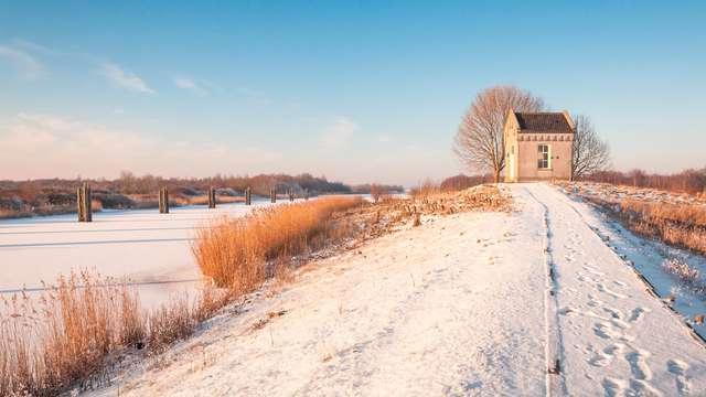 ¡Disfruta del invierno entre lujos y sabores en Alkmaar! (desde 2 noches)