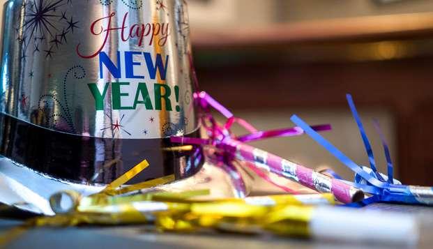 Capodanno 2020 ad Arezzo con cena, spa e veglione ! (2 notti)