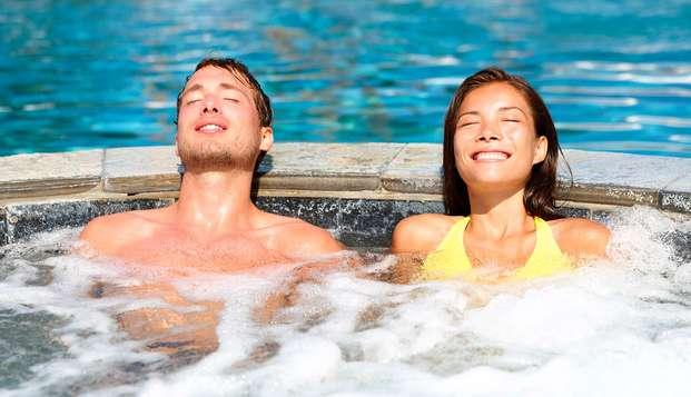 Fin de semana de 5 * con acceso al spa en Porto Ercole