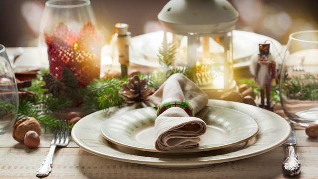 Gezellig samen dineren op Tweede Kerstdag!