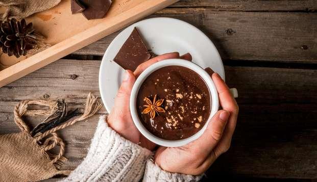 Détente et réconfort avec un chocolat chaud à Rennes