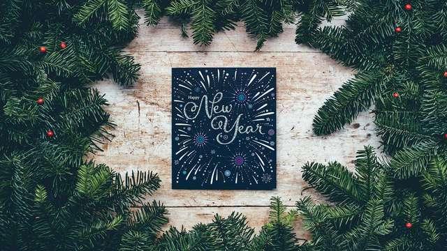 Año Nuevo con cena, tratamientos, spa y champán en el corazón de los Landes (desde 2 noches)