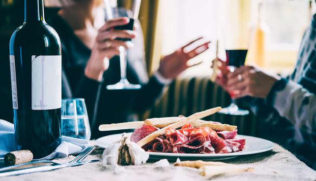 Séjour et diner romantiques près de Den Bosch