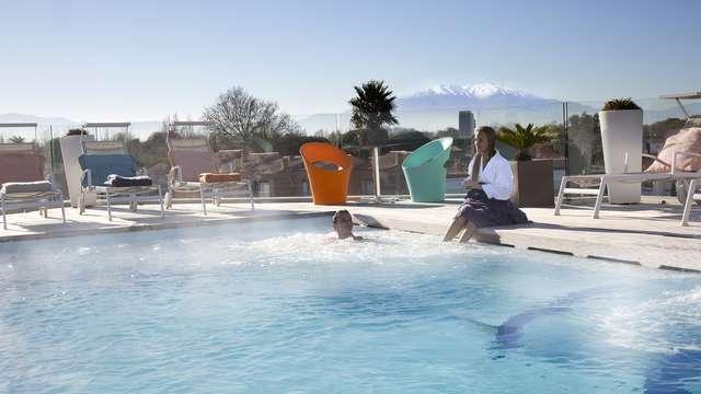 Relax 5* a orillas del Mediterráneo