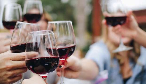 Experiencia gastronómica con cata de vino en el corazón de Arezzo (desde 2 noches)