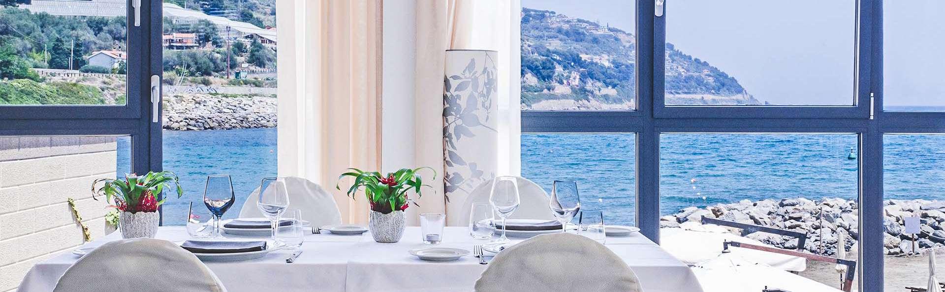Week-end en Ligurie dans un hôtel 4 étoiles de la Riviera di Ponente