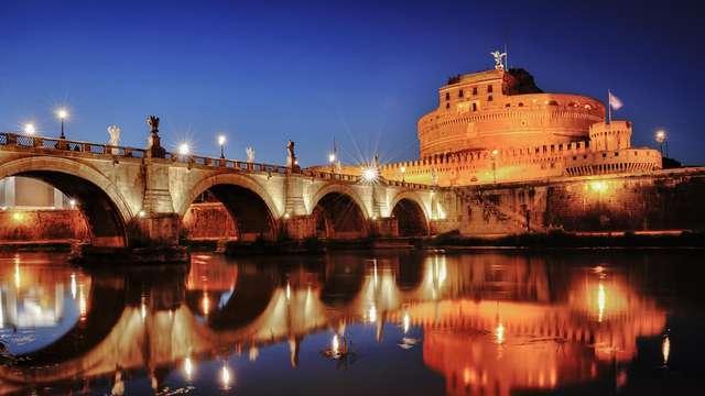 Découvrez Rome dans une résidence située entre la Ville du Vatican et Castel Sant'Angelo