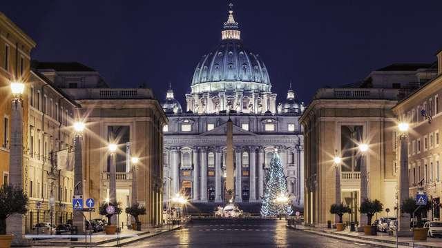 Résidence 4 étoiles à Rome : aux portes du Vatican, en appartement pour 4 personnes