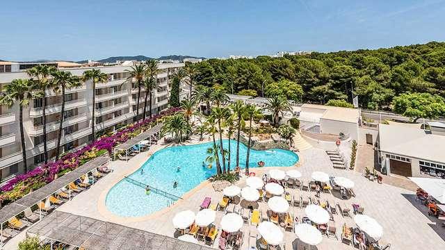 Descubre la playa de Sa Coma en Mallorca en un hotel 4* y todo incluido