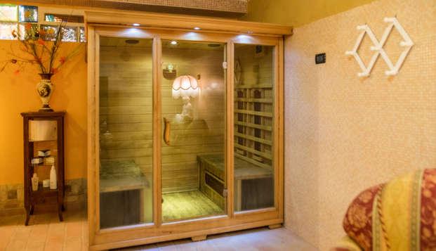 San Valentino in elegante hotel nel Cilento con cena romantica, massaggio e spa!