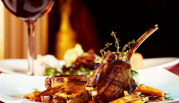 Gastronomisch diner in Florence