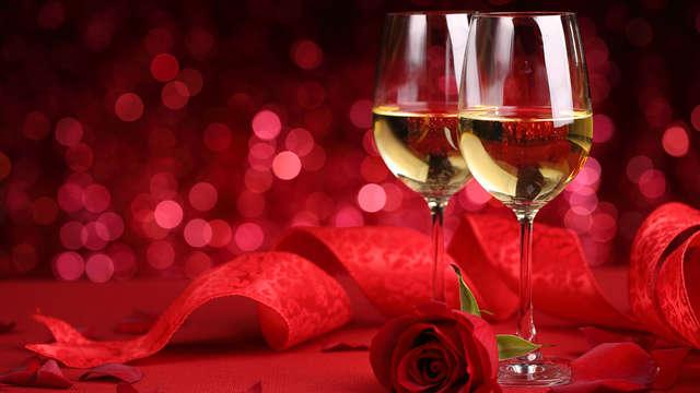 Romanticismo en pleno corazón de Chianciano