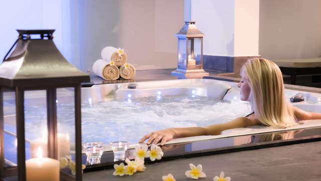 Soggiorno ad Arezzo in Junior Suite con spa privata