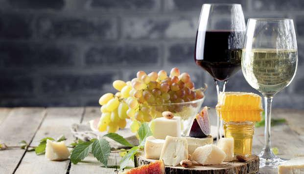 Soggiorno nel cuore di Viareggio con deliziosa degustazione di vini