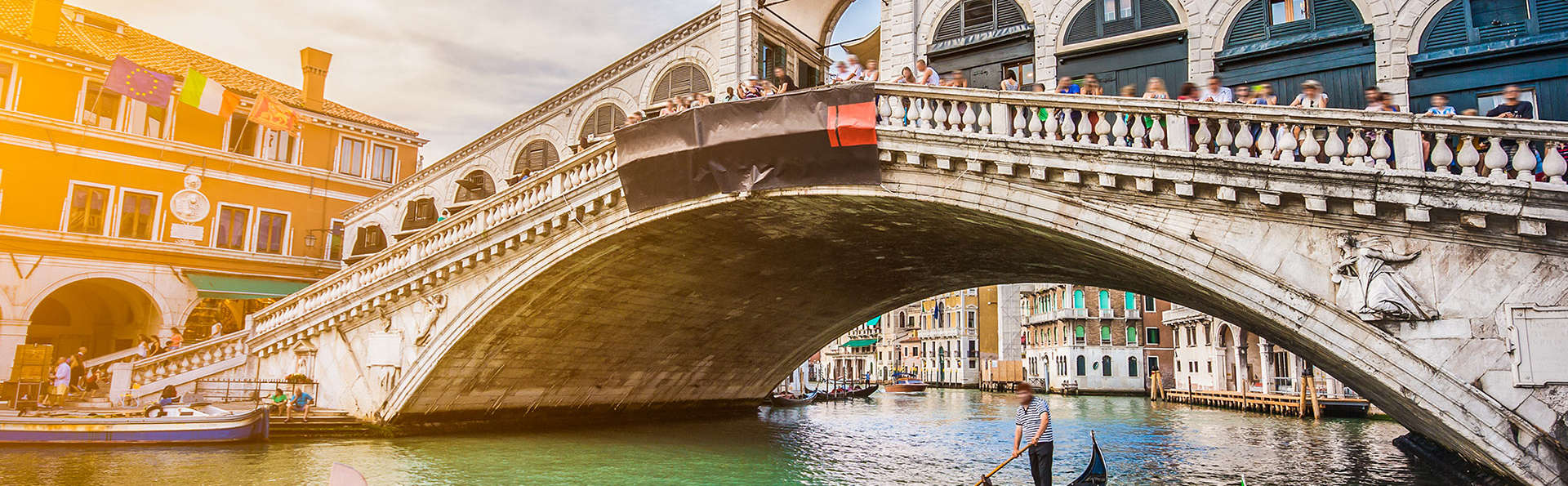 Séjour en studio à Mestre, aux portes de Venise