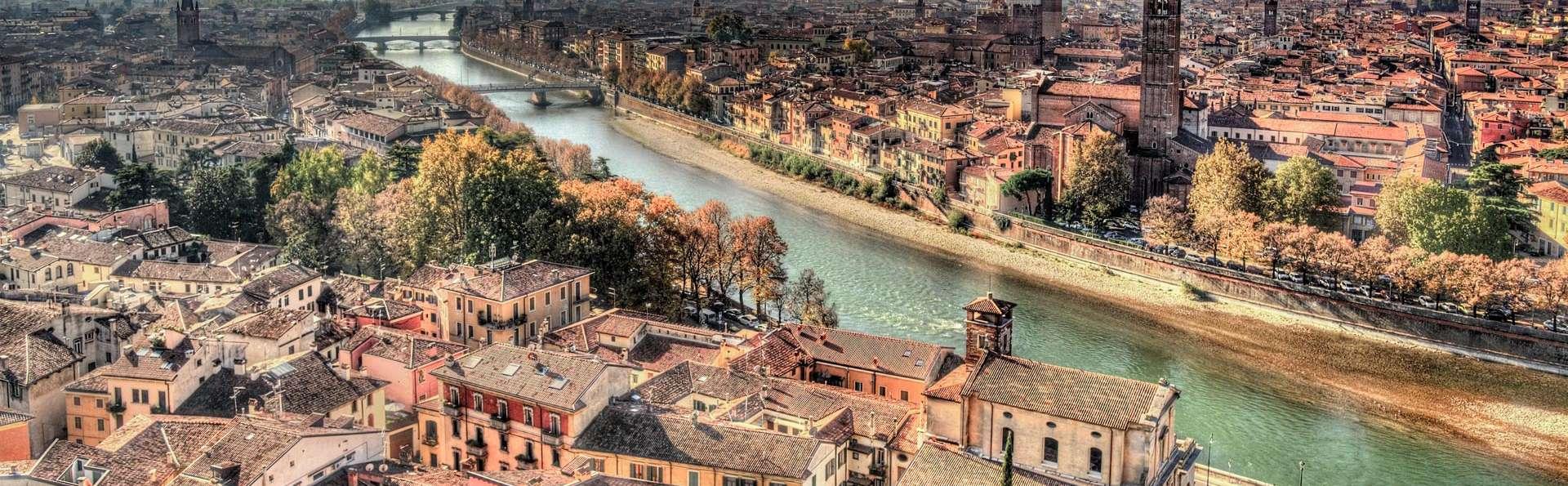 Séjour détente en pleine nature de Castel d'Azzano, à ceux pas de la romantique Vérone