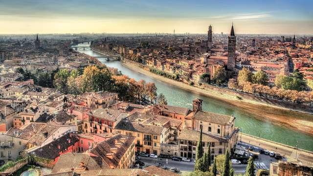 Relax en el verde de Castel d'Azzano, a un paso de la romántica Verona