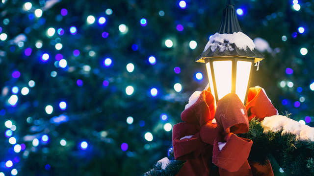 Ambiance festive au marché de Noël d'Aix-La-Chapelle