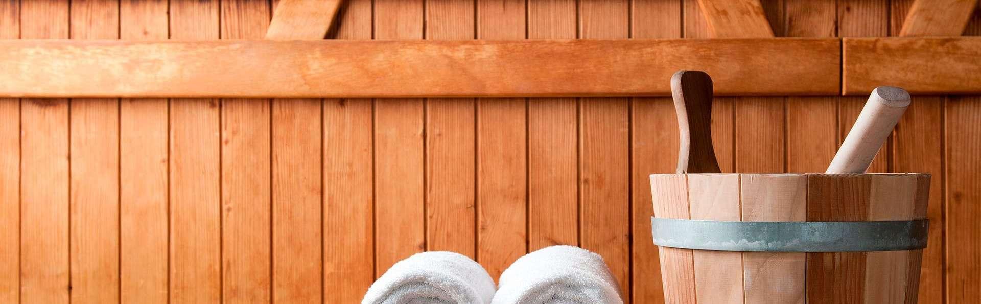 Séjour bien-être à Novara avec sauna
