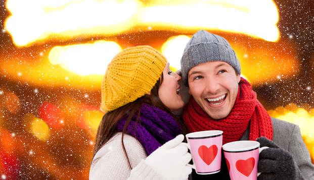 Bezoek tijdens je romantische trip de Kerstmarkten rondom de Moezel (2 nachten)