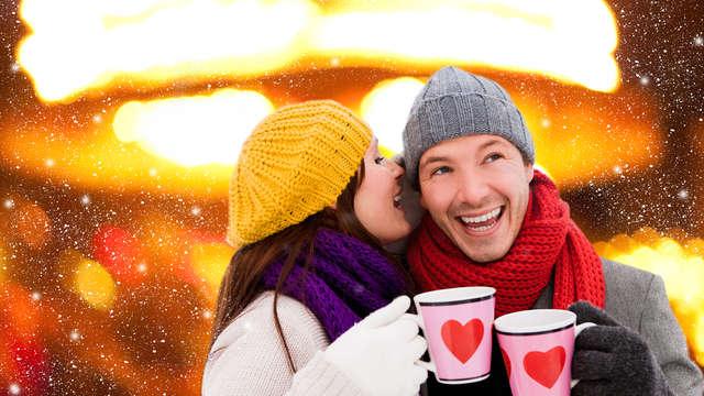 Pendant votre escapade romantique, visitez les marchés de Noël le long de la Moselle (2 nuits)