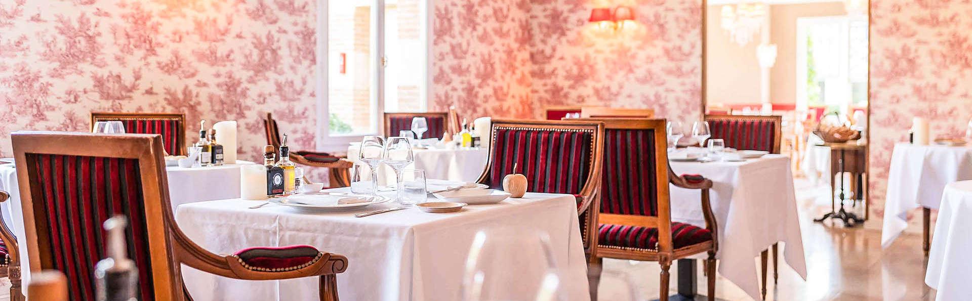 Détente et gastronomie dans un hôtel 4* près de Deauville (à partir de 2 nuits)