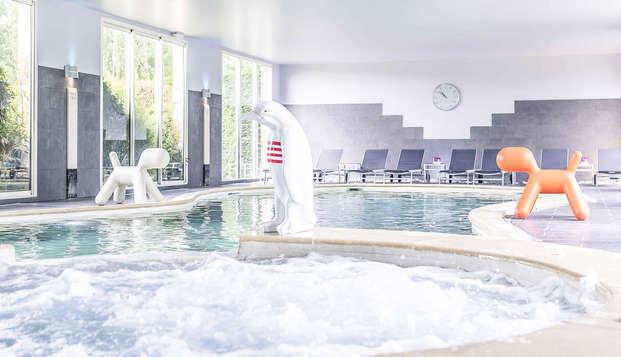 Week-end détente avec séance de sauna privative près de Deauville