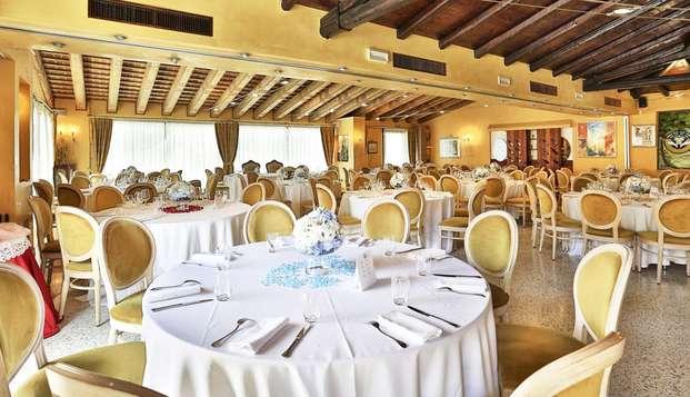 Séjour avec dîner à deux pas de Venise