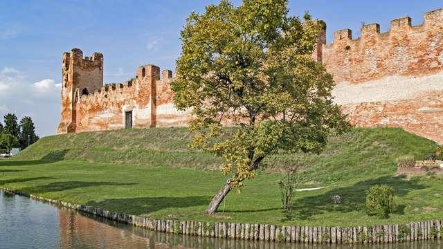 Découvrez la Vénétie en hôtel 4 étoiles, en pleine nature entre Trévise et Venise