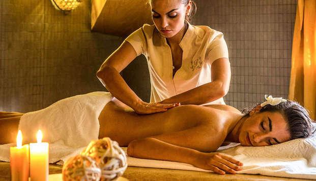 Escapade romantique à Rome : en hôtel 4 étoiles avec SPA et massage inclus !