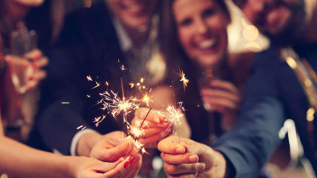 Vivez la magie du Nouvel An dans un hôtel 4*