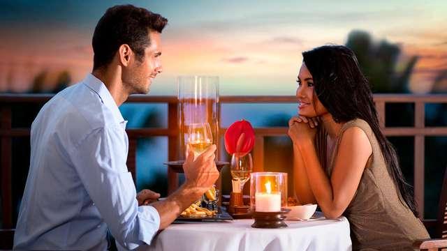 Luxe et détente à Grenade avec dîner et spa et jacuzzi (à partir de 2 nuits)