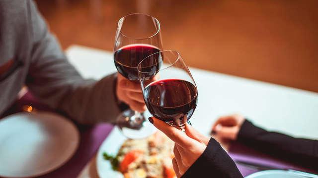 Combina relax y gastronomía en Jaén con tratamiento a elegir