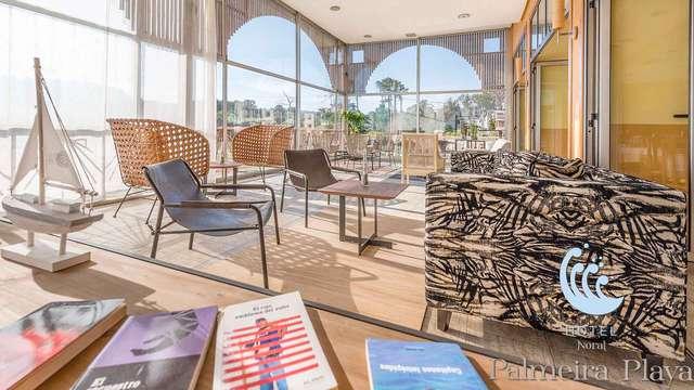 Hotel Norat Palmeira Playa