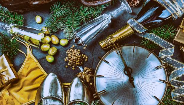 Nouvel An à Rome avec dîner, réveillon et spa!