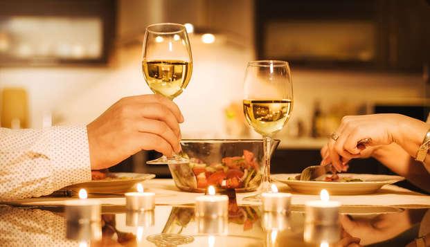 Oferta especial en Jaén con cena en un hotel cerca del Parque Natural Sierra de Cazorla
