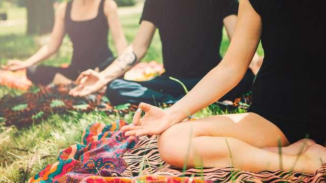 Yoga, meditatie en gastronomie op 40 minuten van Parijs