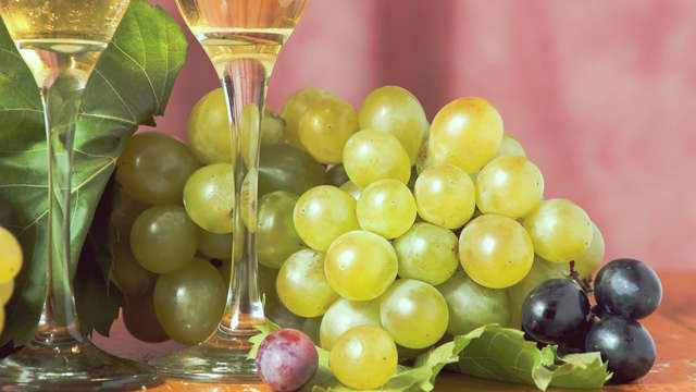 Uvas de la suerte para 2 adultos