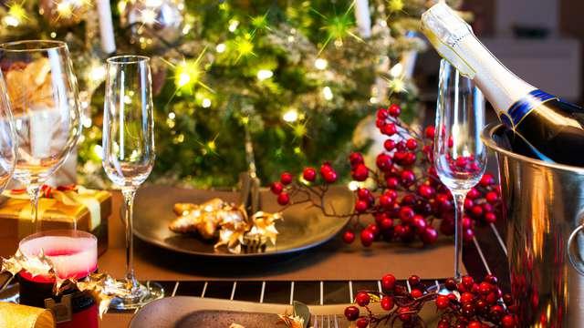 Séjour gourmand et détente à Saint Raphaël pour le Nouvel an !