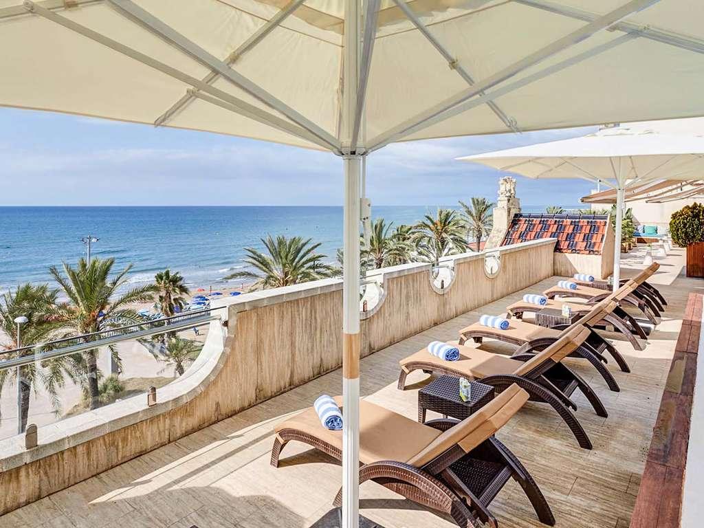 Séjour Espagne - Découvrez le village côtier enchanteur de Sitges dans un hôtel 4* situé sur la promenade maritime  - 4*