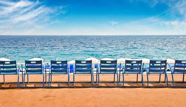 Chambre supérieure et douceur de vivre pour votre séjour à Nice