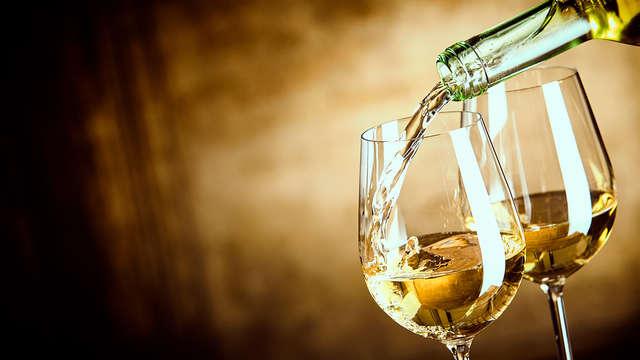 1 Bouteille de vin blanc