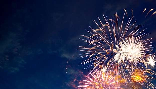 Bonne année depuis la Hofstad à La Haye !