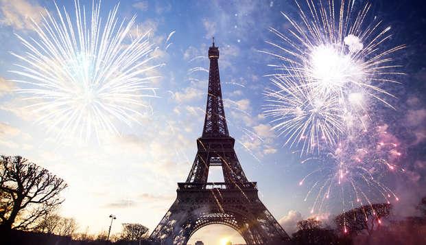 Nouvel an d'exception avec dîner croisière à la Marina de Paris (à partir de 2 nuits)