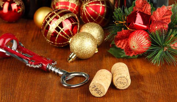 Raak betovert door de natuur van Spa met de kerst (2 nachten)