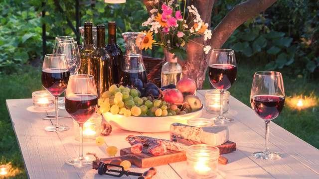 Fin de año 2019: celebra la nochevieja en el Alt Empordà con una cena gourmet en el Hotel Mas Lazuli