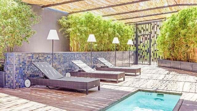 Séjournez à Islantilla dans des appartements de luxe pour 4 personnes max et profitez de la brise marine